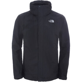 The North Face Evolution II Triclimate Takki Miehet, tnf black